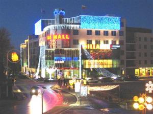 """Търговският комплекс """"МОЛ"""" в центъра на Силистра заслужено спечели голямата награда на община Силистра"""